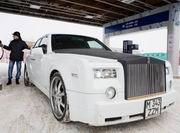 ������ ��������� ������ � ������ �������� �������-������ Rolls-Royce Phantom