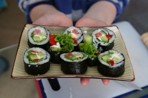 Суши вкусные своими руками